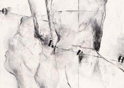 Acrylique – Hauteur x largeur: 90 x 60 cm – réf. 85JD17